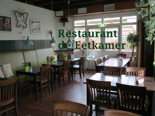 Met de Dinerbon eten bij Bistro de Huiskamer - Dinerbon.nl
