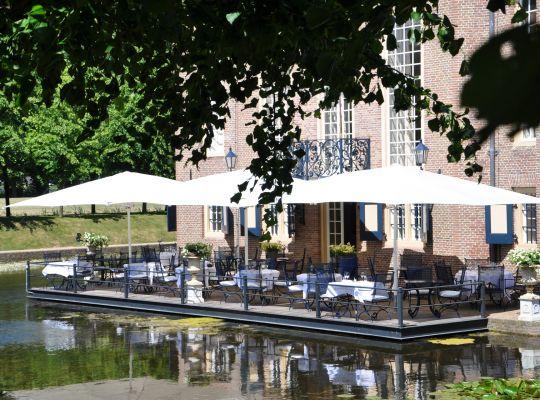 Met de Dinerbon eten bij Restaurant Kasteel Heemstede   Dinerbon nl