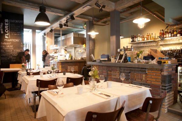 met de dinerbon eten bij bistro flores - dinerbon.nl